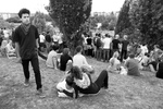 a sunday in mauerpark
