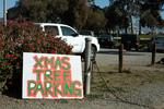 xmas tree parking