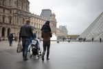 a day at the louvre